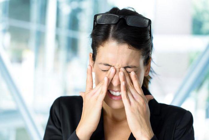 Как ставят диагноз глазная мигрень