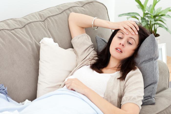 головокружения при беременности на позднем сроке