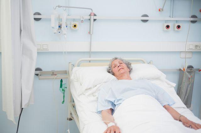 Уход и лечение при коме