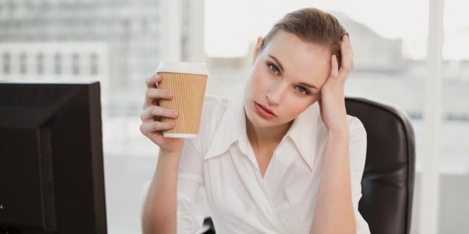влияние кофеина