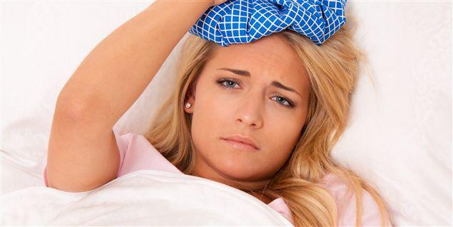 Лечение мигрени дома