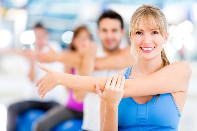 Физические упражнения для профилактики инсульта