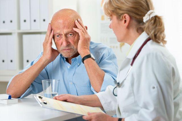 помощь при инсульте