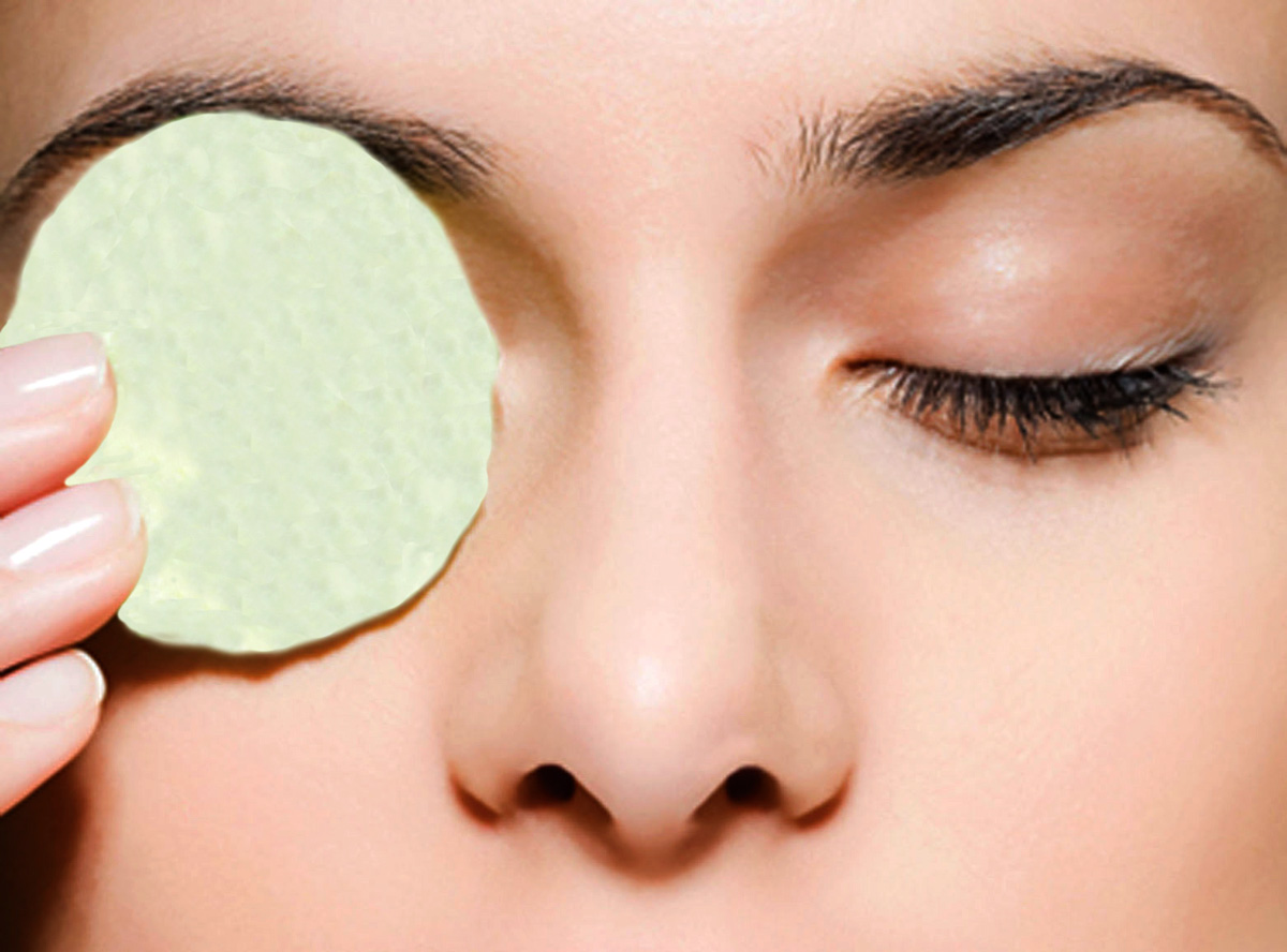 компресс для глаз при инсульте