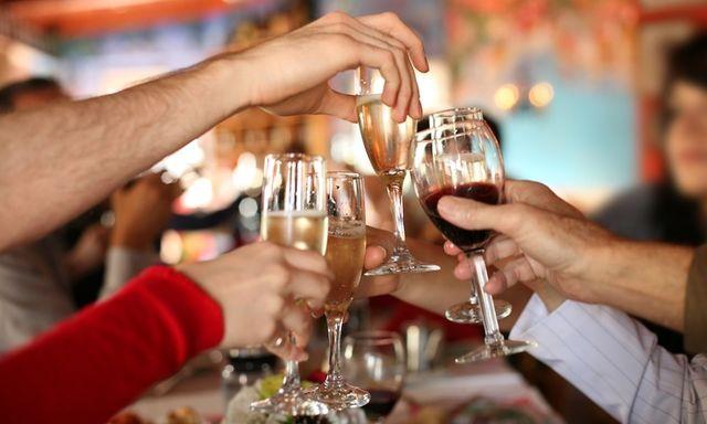 Может ли спиртное принести пользу