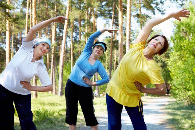 ЛФК после инсульта комплекс упражнений