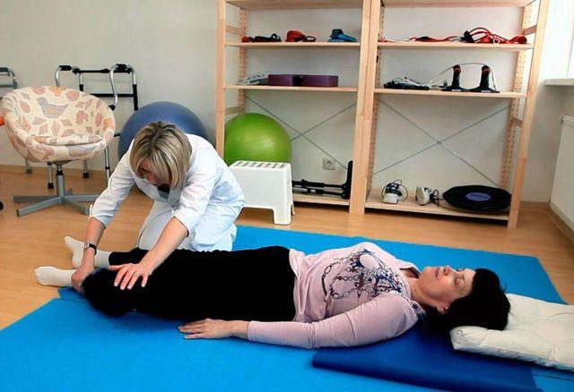 гимнастика для больных