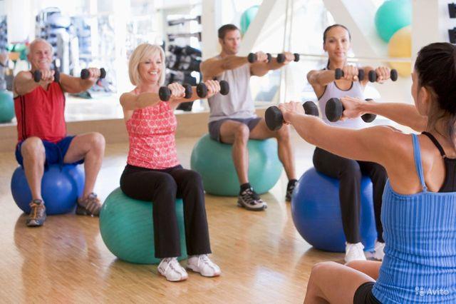 сидячие упражнения