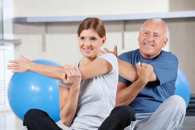 Реабилитация и восстановление после инсульта в домашних условиях – комплекс упражнений