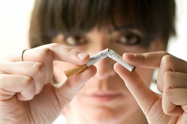 Как справиться с головокружение после сигарет
