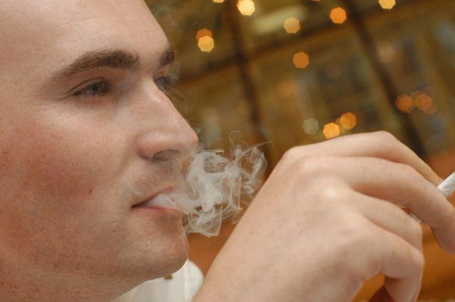 закружилась голова у бывшего курильщика