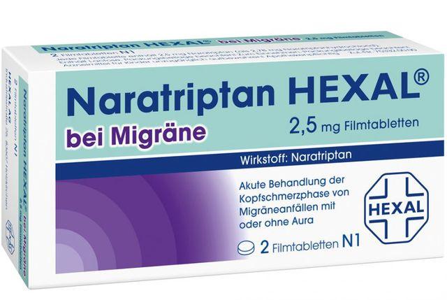 препарат от хронической мигрени