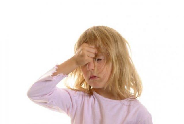 У ребенка часто болит голова причины