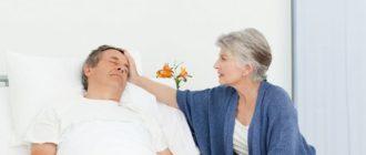 уход больными после инсульта