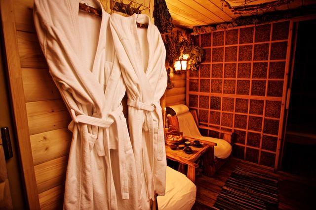 халаты в бане