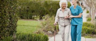 ходьба после инсульта