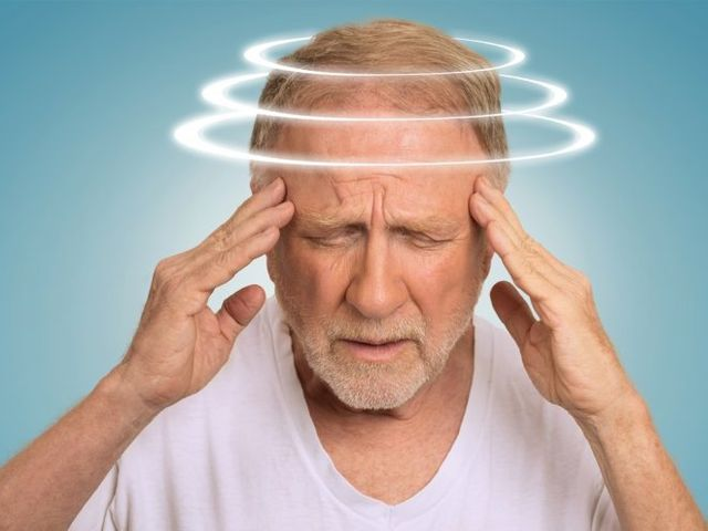 у мужчины головокружение