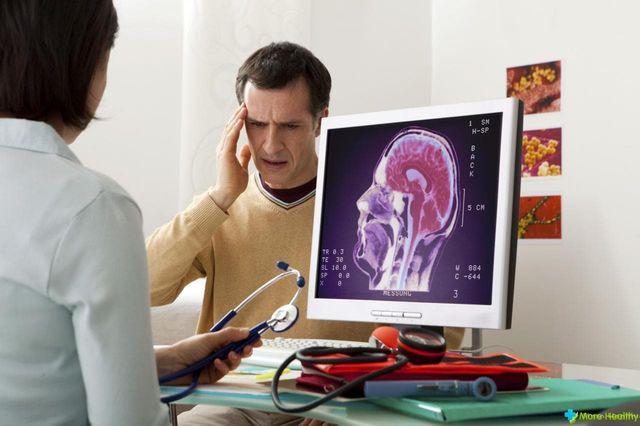 Жалобы врачу на головную боль