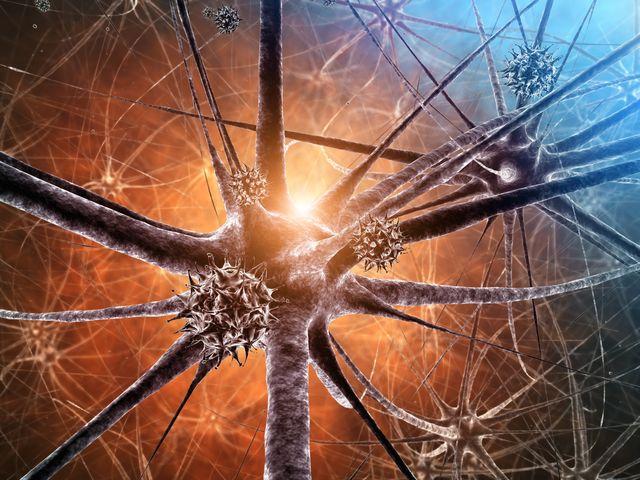Заражение вирусом мозга