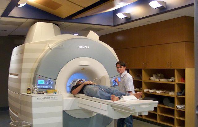 Обследование на МРТ