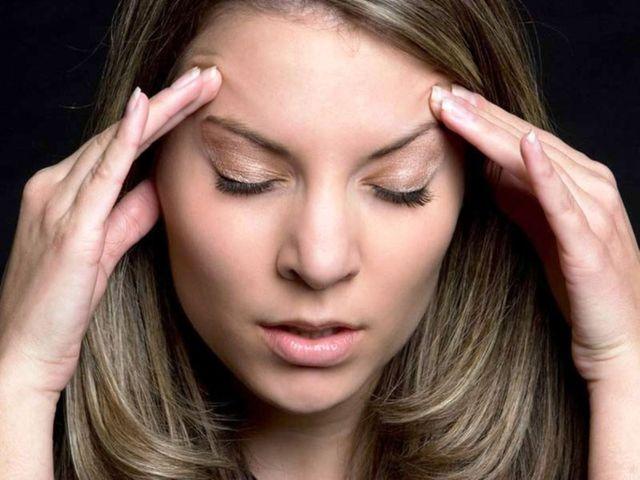 Болит шея, затылок и кружится голова