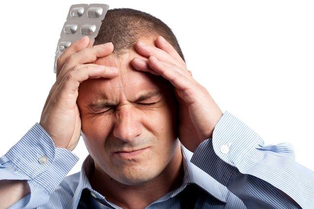 боли голова