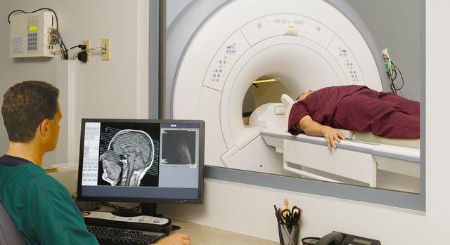 МРЕ головного мозга