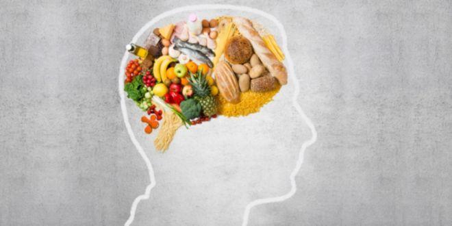 Мозг и овощи
