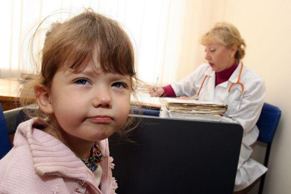 Девочка у психиатра